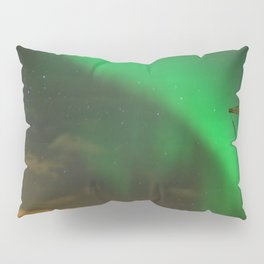 Northern Lights over Norway: Part 2 Pillow Sham
