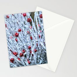 Jingle Snow Bells Stationery Cards