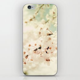 BRAVE LITTLE BLOSSOMS iPhone Skin