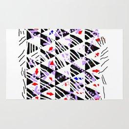 stripes-zebra-holiday 01 Rug