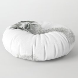 Cute Ostrich SK053 Floor Pillow