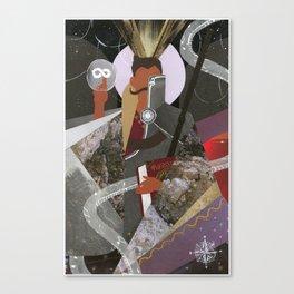 Dorian Pavus Tarot Paper Art Canvas Print