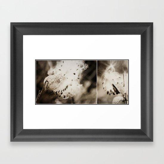 Whispers in the Wind Framed Art Print