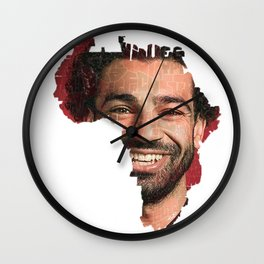 MO Salah Wall Clock