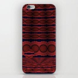 Soothing Orbital Voids 8 iPhone Skin
