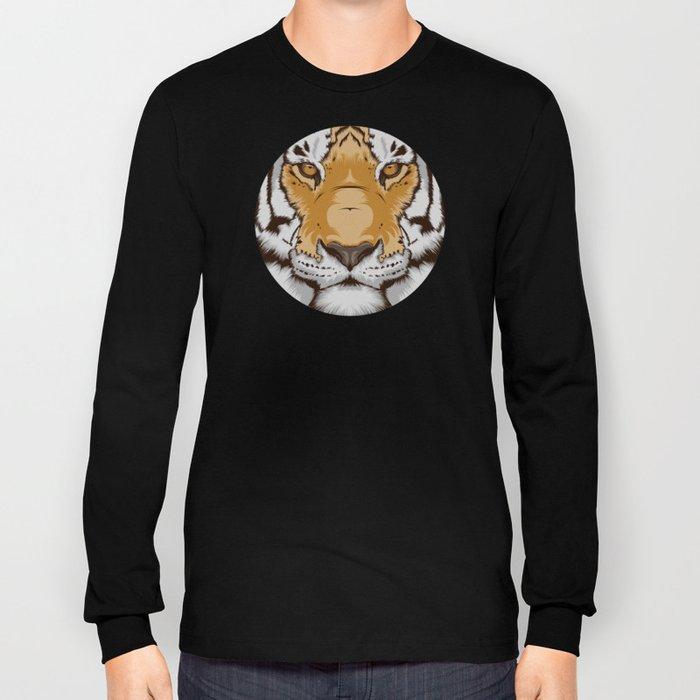 Tiger OW Long Sleeve T-shirt
