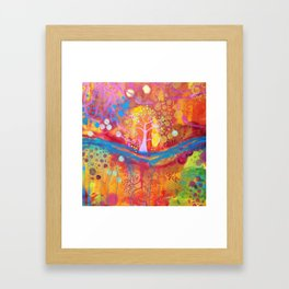 The Springtree Framed Art Print