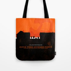 Aqua Teen Hunger Force Colon Movie Film For Theaters Tote Bag