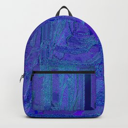 Hotel California Abstract Backpack