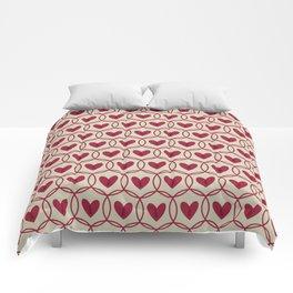 BUTTERFLY WEIM HEARTS Comforters