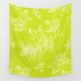 Springflower Wall Tapestry