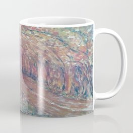 Autumn Lane Coffee Mug