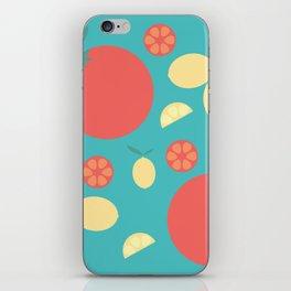 Oranges and Lemons iPhone Skin