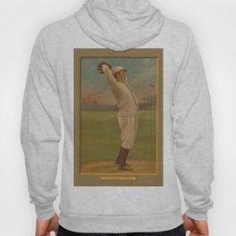 Vintage Backyard Baseball Player - Ames NY Hoody