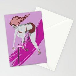 Bubblegum Biker Stationery Cards