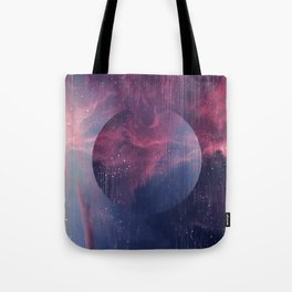 Explore the Space Tote Bag