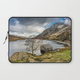 Lake Ogwen Snowdonia Laptop Sleeve