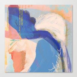 Sanibel - Shapes and Layers no. 34 - Abstract Canvas Print