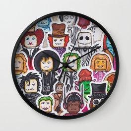 Mr. Burton's World Wall Clock