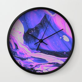 ALL THE RAGE BACK HOME Wall Clock