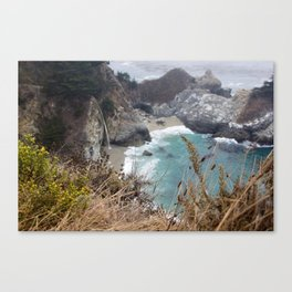 McWay Falls West Coast Roadtrip Canvas Print