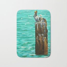 Boca Birds Bath Mat