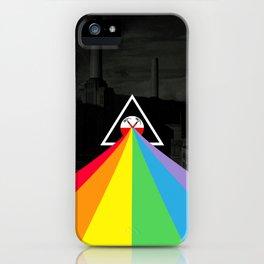 Floydian collage PinkFloyd iPhone Case