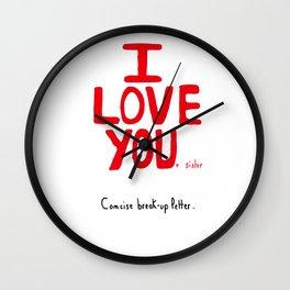 #104 Wall Clock