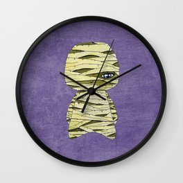 A Boy - The Mummy Wall Clock