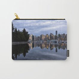 Vancouver Skyline Carry-All Pouch