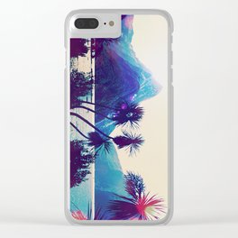 Milford Sound 2 Clear iPhone Case