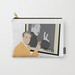 Bill Nye and the Jay Z Guy Carry-All Pouch