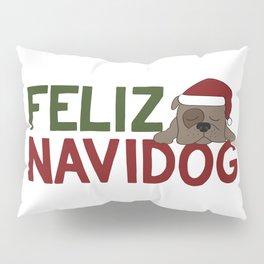 Feliz Navidog Pillow Sham