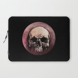 Wine Skull Laptop Sleeve