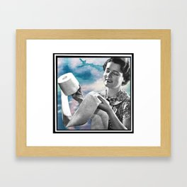 TP ecstasy Framed Art Print