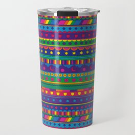Cosmic Weavings Travel Mug