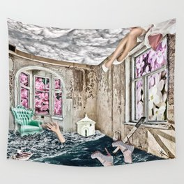 Astral Room Wall Tapestry