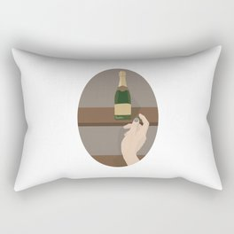 Champagne Mommy Rectangular Pillow