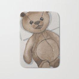 Bearly Awake Bath Mat