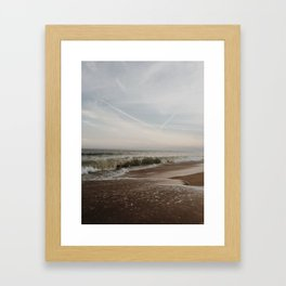 Iphone Untitled 7 Framed Art Print