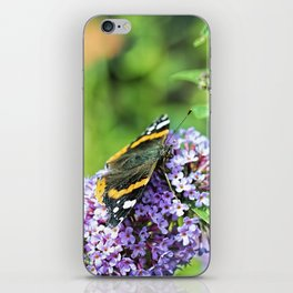 Butterfly VI iPhone Skin