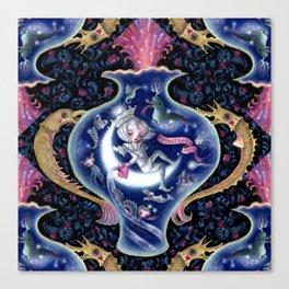 The Aquarius Canvas Print