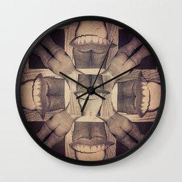 Big Smile  Wall Clock