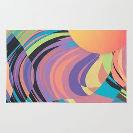 Magnetic Storm Rug