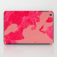 kitty iPad Cases featuring Kitty by Anchobee
