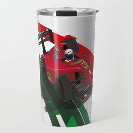 1990 F641 Alain Prost Travel Mug