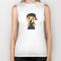 liam payne Biker Tanks featuring Liam by clevernessofyou