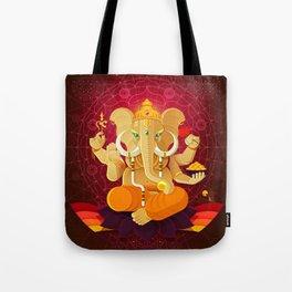 Ganesha | Animal Gods Tote Bag