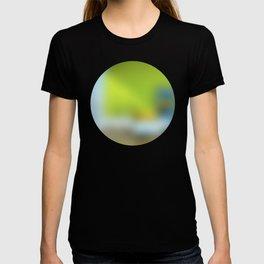 TRANSLUCENTE   Yellowgreen T-shirt