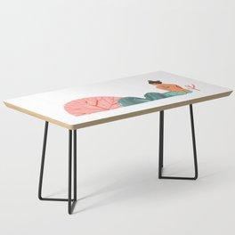 Thoughtful Mermaid Coffee Table